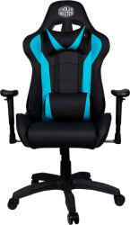 coolermaster caliber r1 gaming chair blue photo