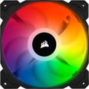 corsair sp140 rgb pro 140mm rgb led fan single pack photo