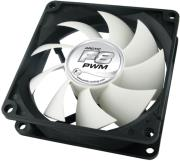 arctic cooling f8 pwm pst fan 80mm photo