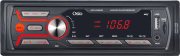 OSIO ACO-4369 CAR RADIO USB/SD/AUX-IN/RED LED BACKLIT