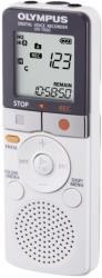 olympus vn 7800 4gb digital recorder white photo