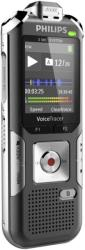 philips dvt6010 8gb voice tracer audio recorder lecture and interview recording photo