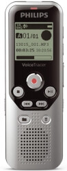 philips dvt1250 8gb voice tracer audio recorder photo