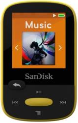 sandisk clip sport 4gb mp3 player yellow photo
