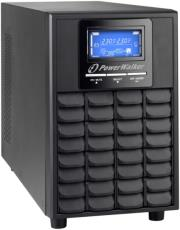 powerwalker vfi 2000 c lcd 2000va 1600w online ups with power factor 08 photo