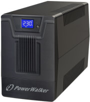 powerwalker vi 1000 scl schuko 1000va 600w line interactive ups photo