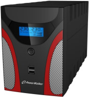powerwalker vi 1600 gx line interactive ups 1600va 960w photo
