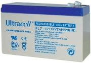 ultracell ul7 12 12v 7ah replacement battery photo