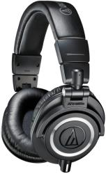 audio technica ath m50x pro studio monitor headphones black photo