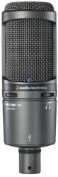 audio technica at2020 usb cardioid condenser microphone photo