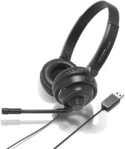 audio technica ath 750com usb stereo headset photo