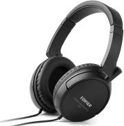 edifier h840k hi fi stereo headphones black photo