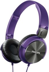 philips shl3160pp 00 headphones purple photo