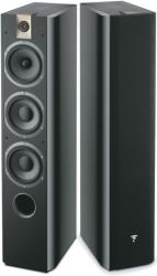 focal chorus 726 3 way bass reflex floor standing speakers set black photo
