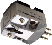 audio technica at33sa dual moving coil cartridge photo
