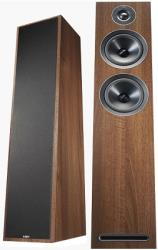 acoustic energy 103 floorstanding loudspeaker set walnut vinyl photo