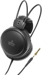 audio technica ath a500x audiophile closed back dynamic headphones black photo