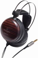 audio technica ath w5000 audiophile closed back dynamic wooden headphones photo