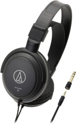 audio technica ath avc200 sonicpro over ear headphones photo