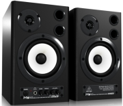behringer ms40 studio monitor 24bit 192khz 40w pair photo
