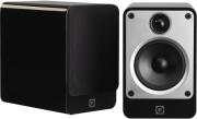 q acoustics concept 20 bookshelf speakers gloss black zeygos photo