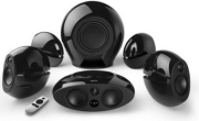 edifier e255 home theater 51 surround sound speakers black photo
