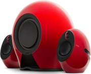edifier luna e235 21 speaker system with wireless subwoofer red photo