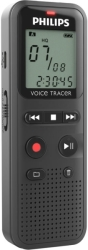 philips dvt1150 voicetracer 4gb audio recorder photo