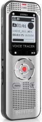 philips dvt2000 4gb voice tracer audio recorder photo