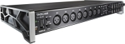 tascam us 16x08 16 input audio interface for mac windows and ipad photo