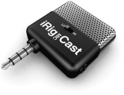 ik multimedia irig mic cast voice recorder for iphone ipad ipod photo