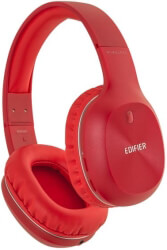 edifier w800bt wired and wiresless headphones red photo