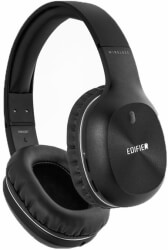 edifier w800bt wired and wiresless headphones black photo