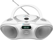 blaupunkt bb8bt fm cd aux boombox with bluetooth photo