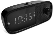 life rac 002 radio alarm clock with led display photo