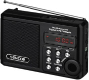 sencor srd 215 b pocket receiver black
