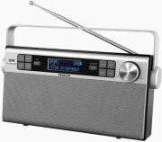 sencor srd 6600 digital radio dab black silver photo