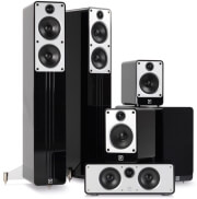 q acoustics concept 51 home cinema speaker pack black photo