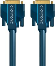 clicktronic hc230 dvi d cable 10m casual photo