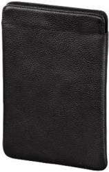 hama 108206 slim sleeve for motorola xoom genuine leather black photo