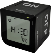 bresser flipme radio controlled alarm clock black photo