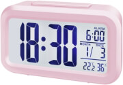 bresser mytime duo alarm clock pink 8010017 photo