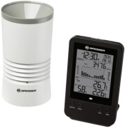 bresser professional rain gauge photo