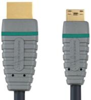 bandridge bvl1501 high speed hdmi mini cable 1m photo