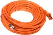 inline patch cable cat6 s ftp rj45 10m orange photo