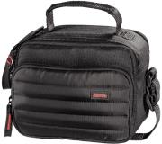 hama 103835 syscase camera bag 110 black photo