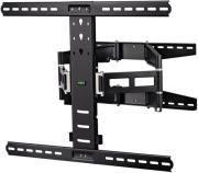 hama 108757 ultraslim fullmotion tv wall bracket xl 70 black photo