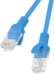 lanberg patchcord cat6 05m blue photo
