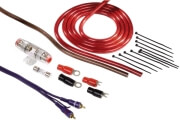 hama 62424 car hifi power amplifier connection kit 16 mm photo