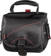 hama 115715 astana camera bag 100 black photo